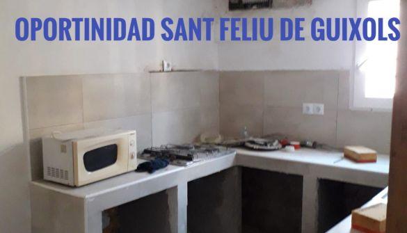 Casa de pueblo en Sant Feliu De Guíxols de 2 habitaciones
