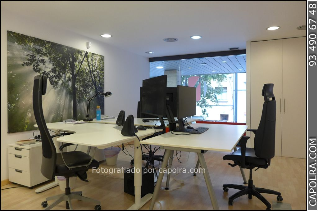 Oficina en Barcelona, Sarria - Sant Gervasi, alquiler