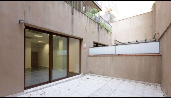 Oficina en Barcelona de 3 habitaciones