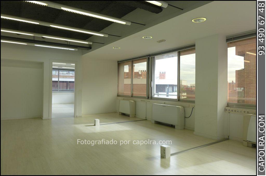 Oficina en Barcelona, sant gervasio, alquiler