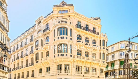 Nouvelle Promotion de Grands Appartements à Málaga