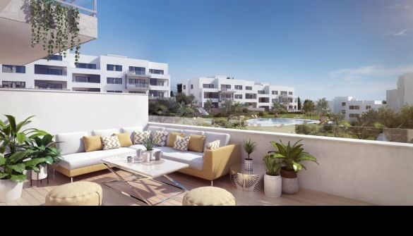 Nouvelle Promotion de Grands Appartements à Torre del Mar