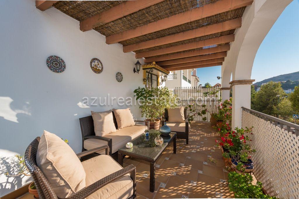 Casa adosada en Málaga, MAYORAZGO, venta