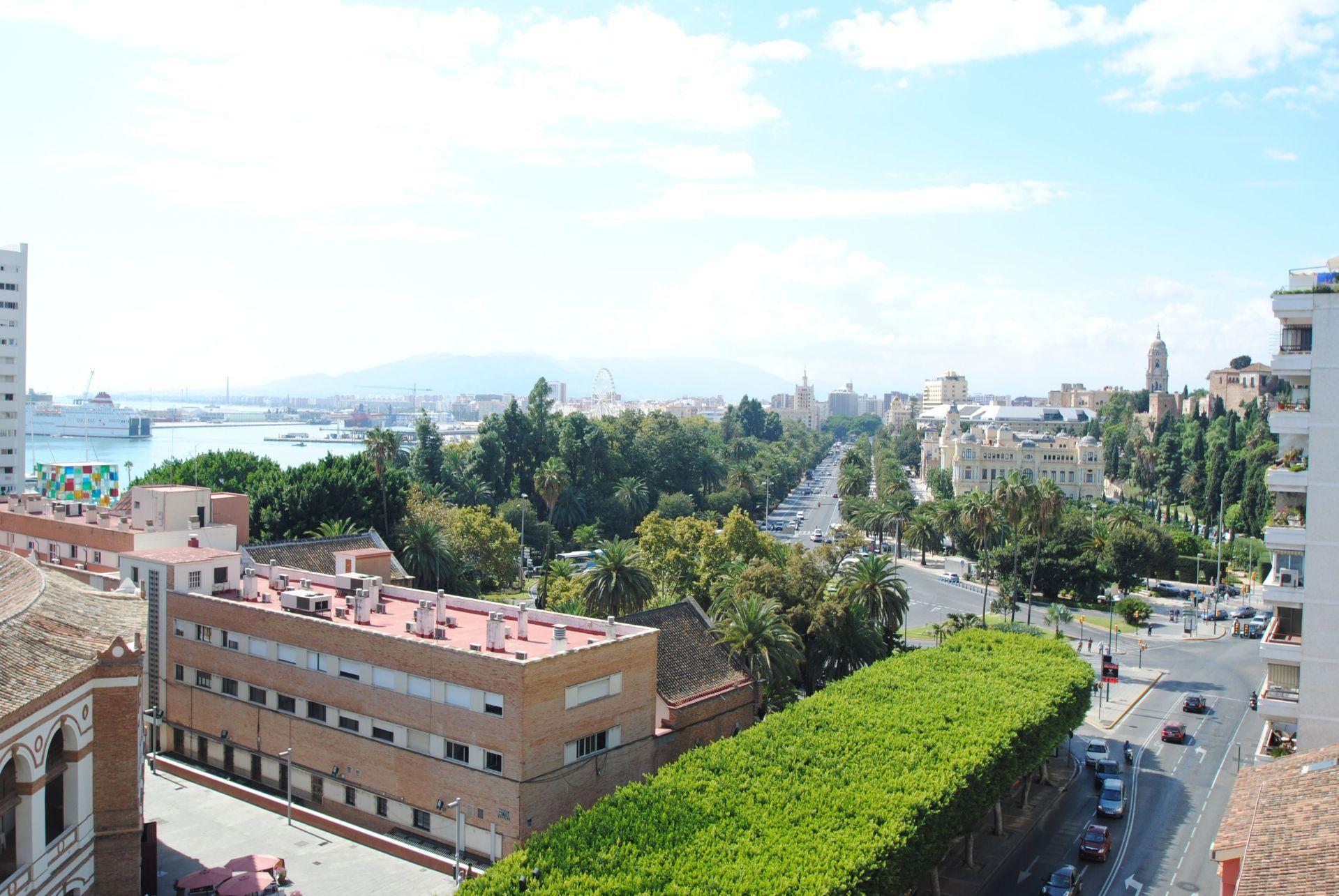 Ático en Málaga, PASEO DE REDING, venta