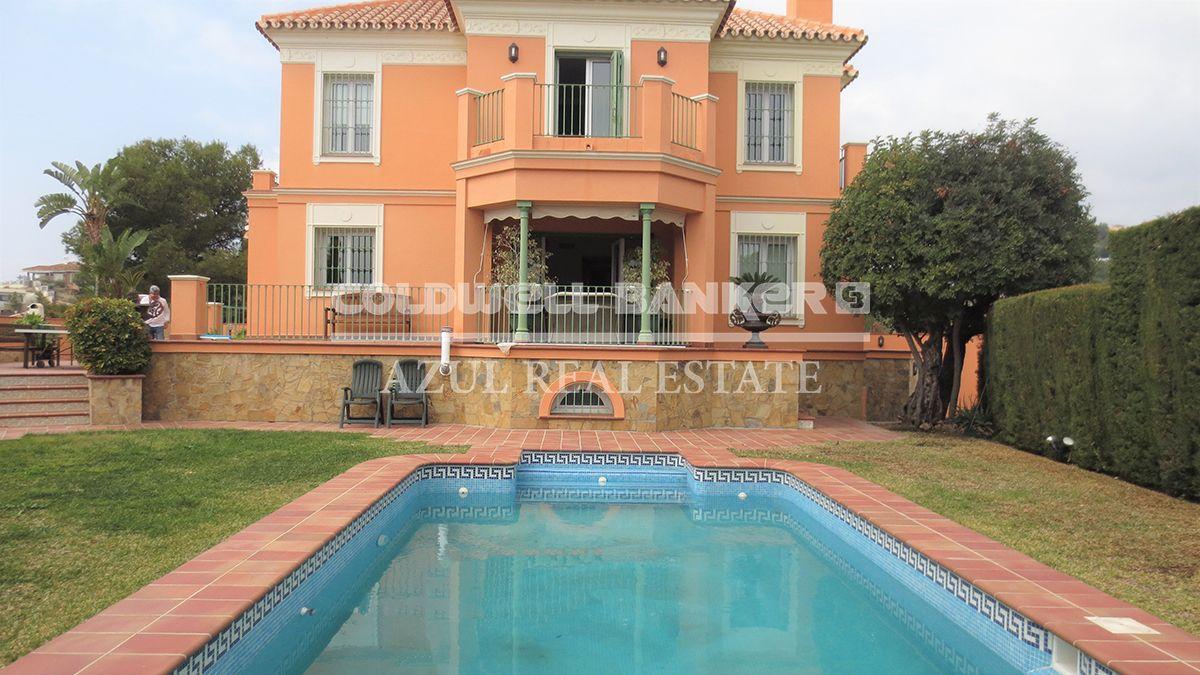 Casa / Chalet en Málaga, CERRADO CALDERON, alquiler