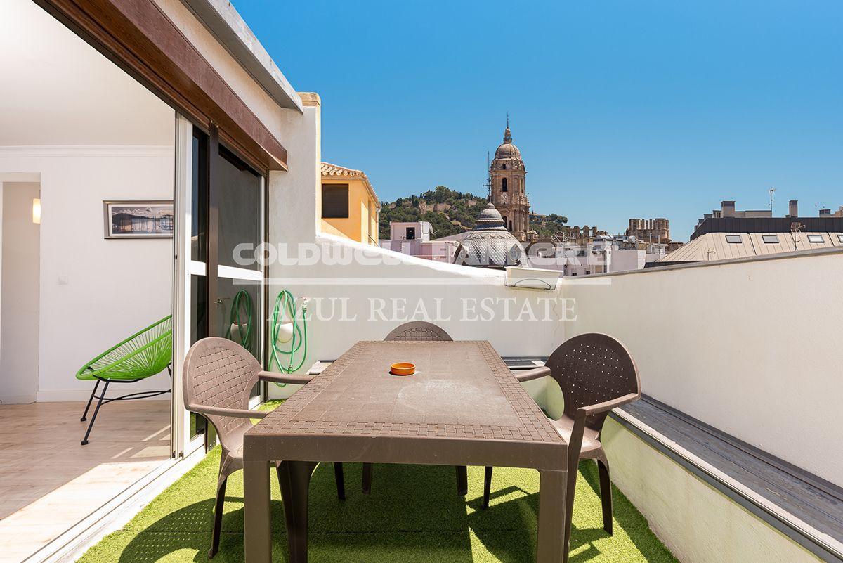 Ático en Málaga, CENTRO HISTORICO, venta