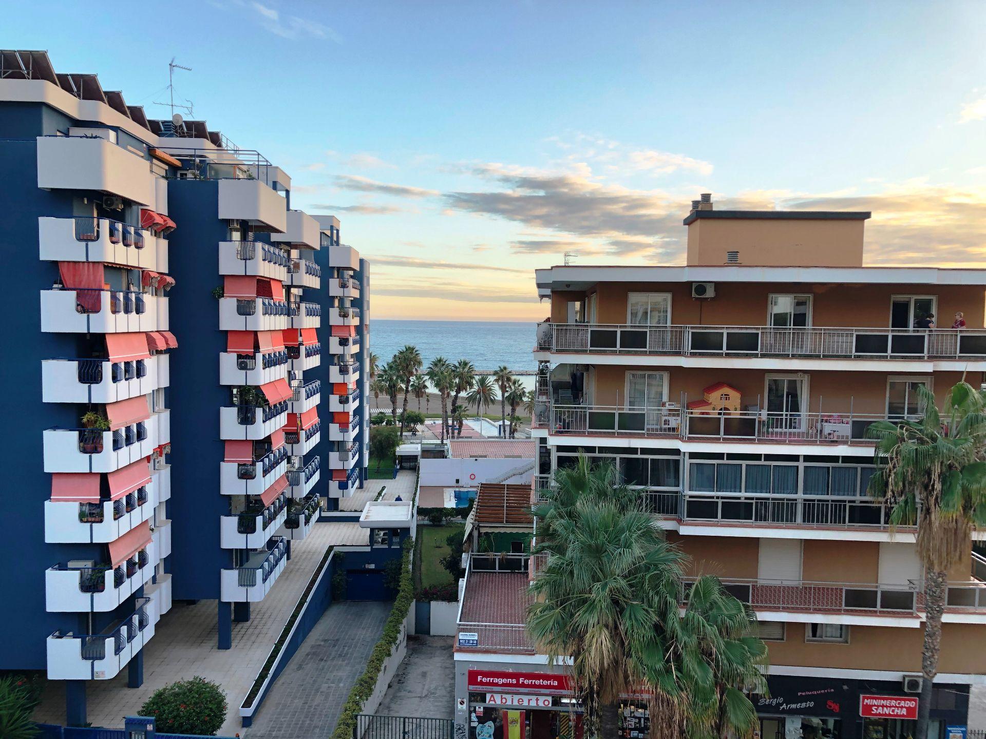 Piso en Málaga, PASEO DE SANCHA, alquiler
