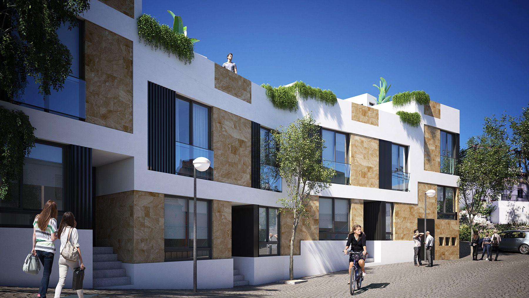 Casa adosada en Málaga, HACIENDA PAREDES, venta