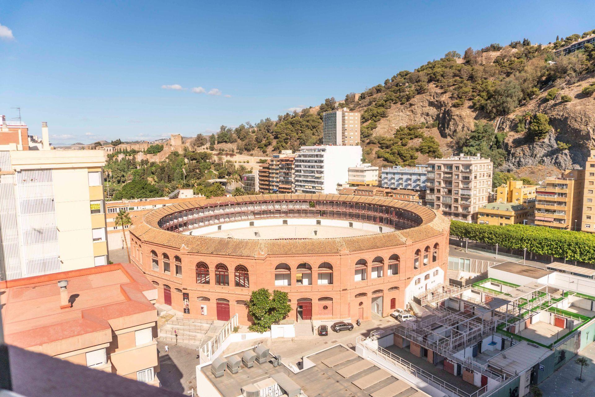 Ático en Málaga, MALAGUETA - MONTE SANCHA, alquiler