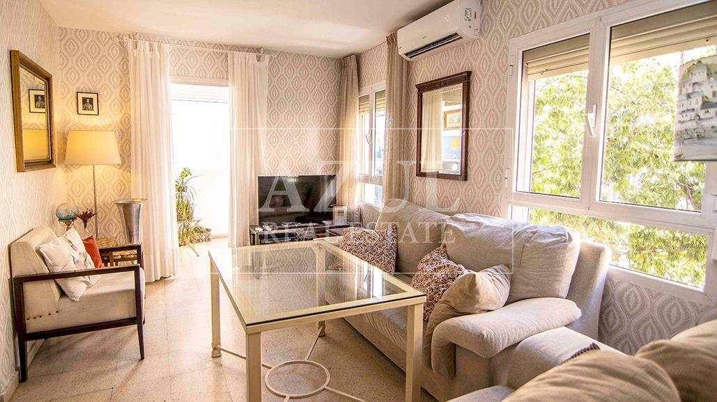 Lägenhet i Málaga, MALAGUETA - MONTE SANCHA, till salu