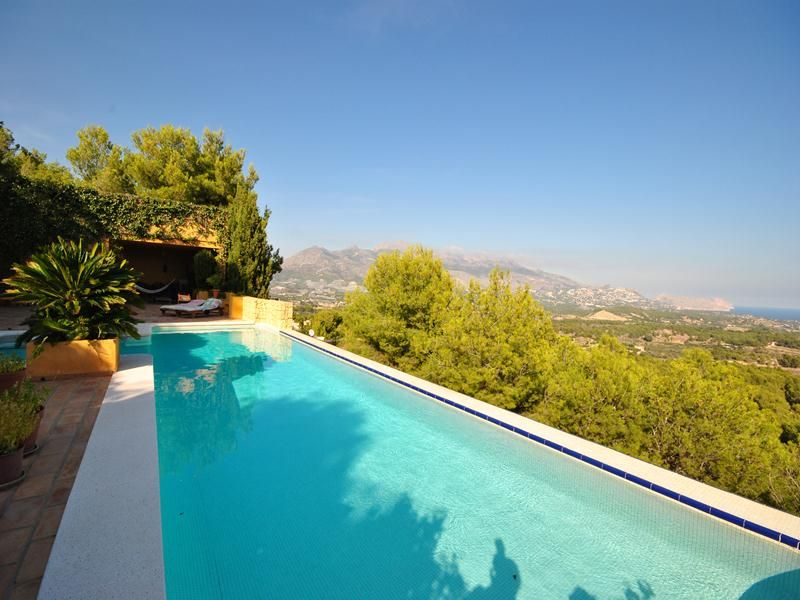 Villa de Lujo en Altea, Luxury villa - 3 pools, venta