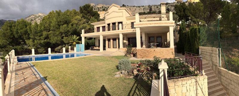 Villa de luxe à Altea, vente
