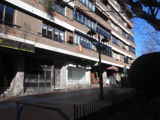 Local comercial en Ávila, PASEO DE SAN ROQUE, alquiler