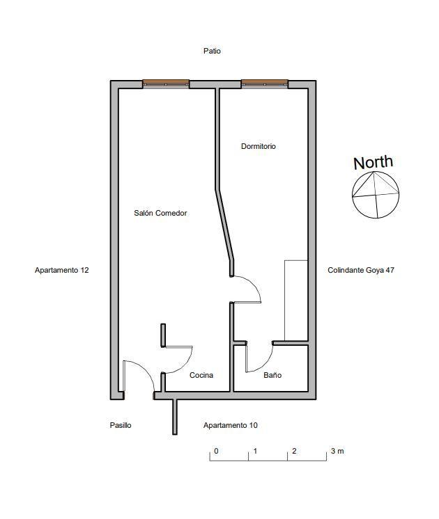 Apartamento en Madrid, Barrio Salamanca - Recoletos, venta