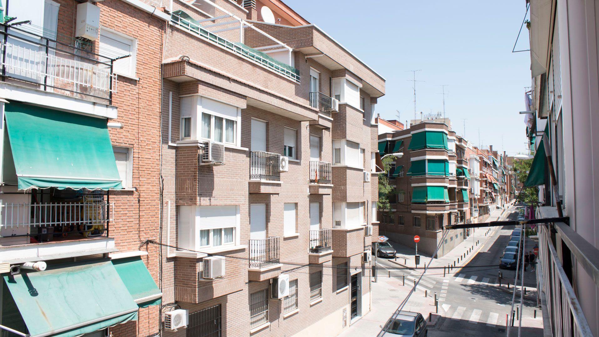 Piso en Madrid, La Elipa, venta