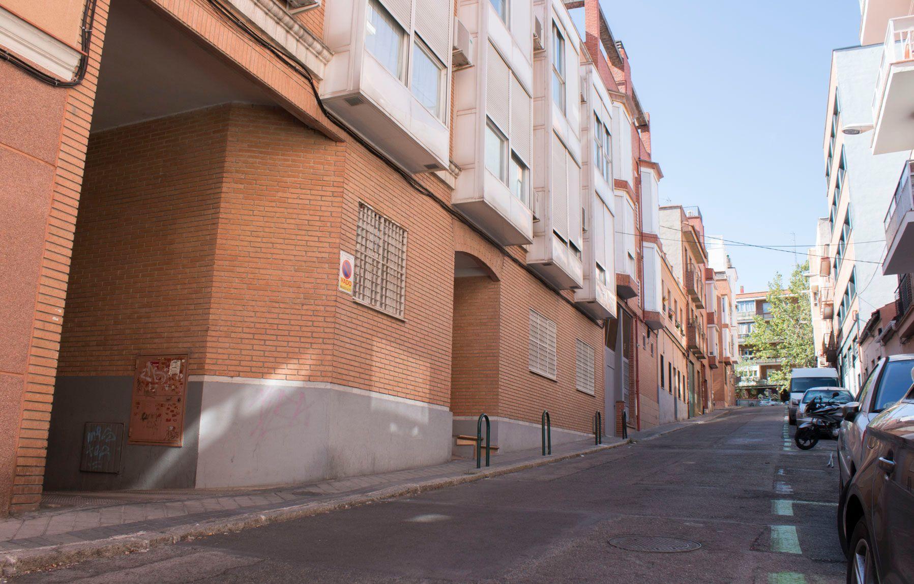 Estudio en Madrid, alquiler