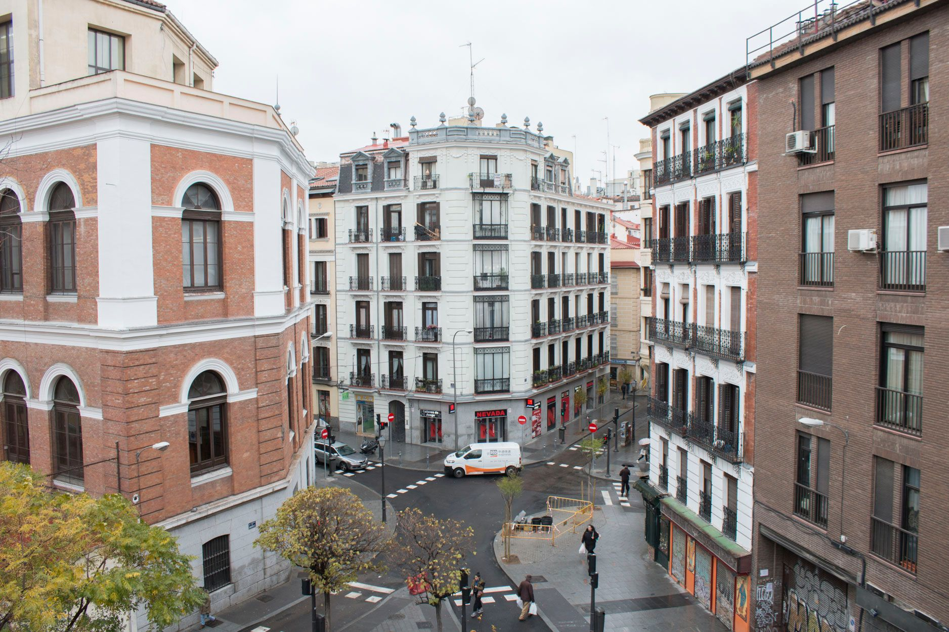 Piso en Madrid, Malasaña, alquiler