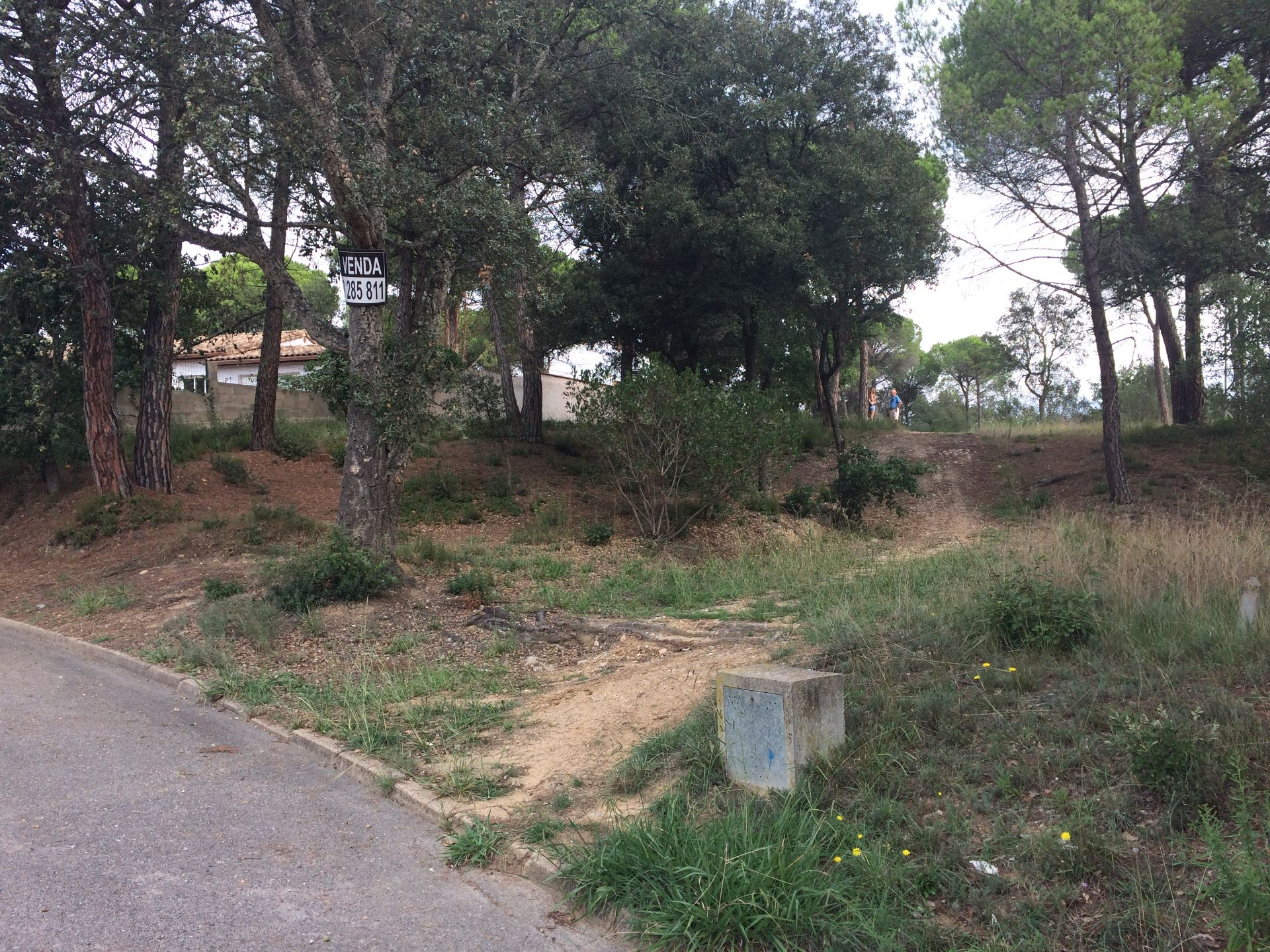 Parcel·la a Santa Coloma de Farners, SANTA COLOMA RECIDENCIAL, en venda