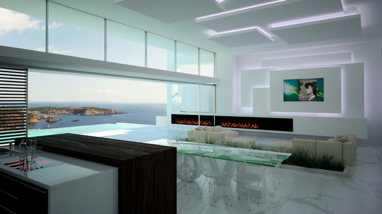 Вилла класса люкс в Ibiza, аренда на отпуск