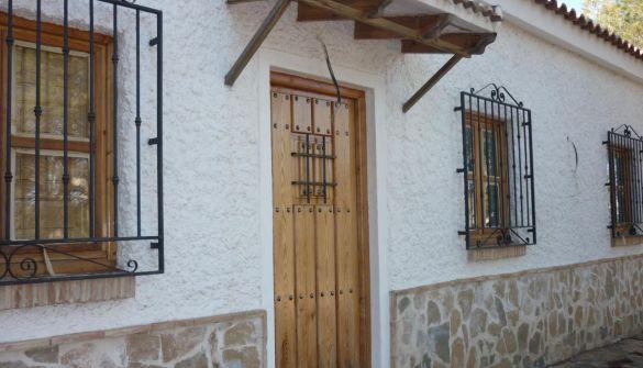 Casa de campo en Bullas de 3 habitaciones