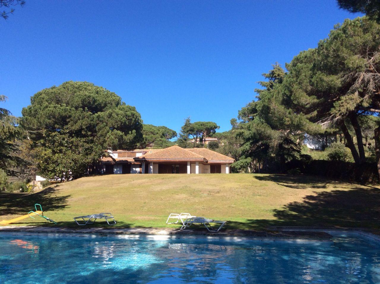 Villa de Lujo en Sant Andreu de Llavaneres, venta