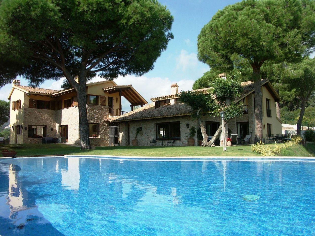 Casa / Chalet en Sant Andreu de Llavaneres, Urbanización Rocaferrera, alquiler
