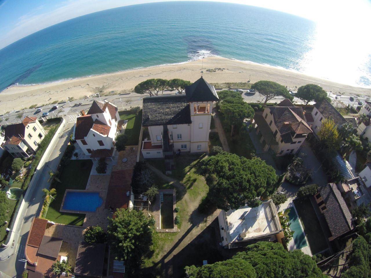 Villa de Lujo en Sant Vicenç de Montalt, Paseo Marques Casa Riera, venta