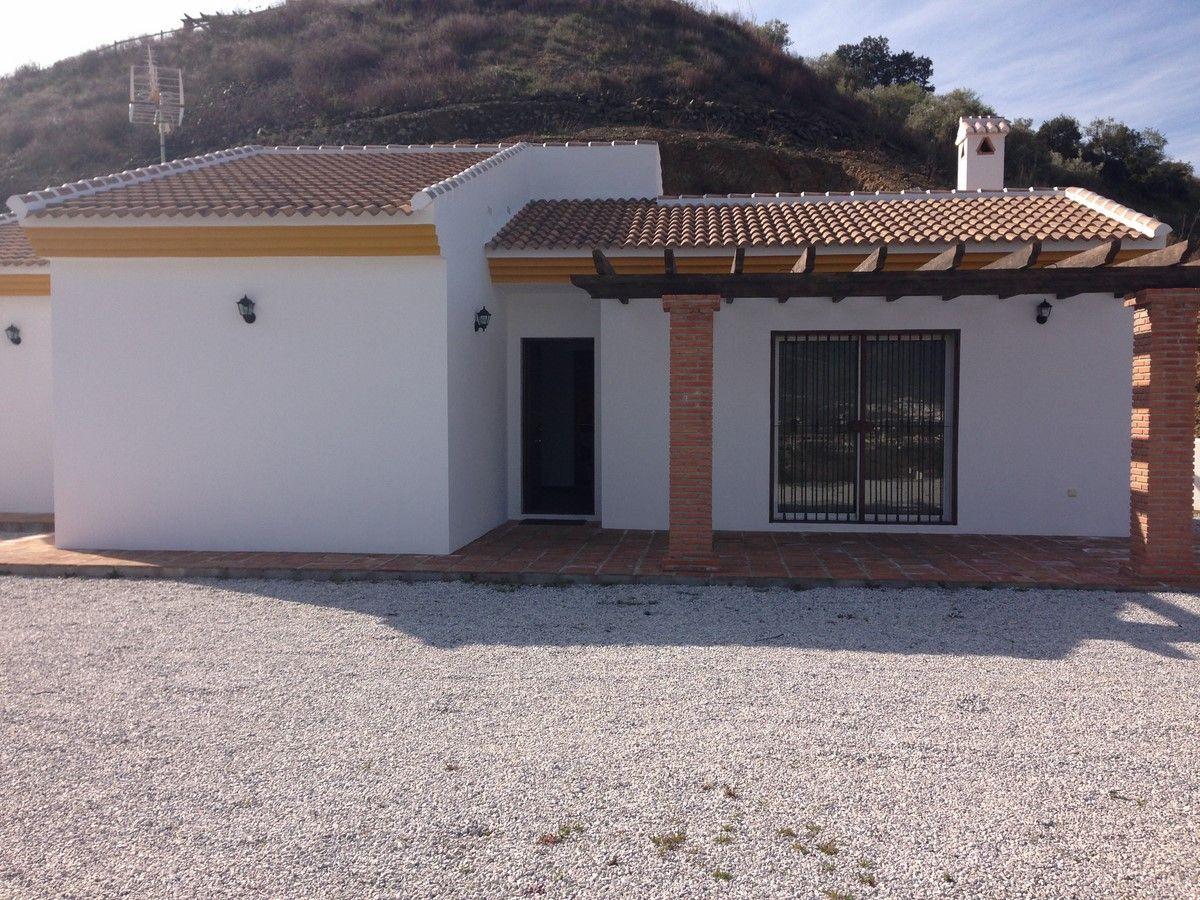 Casa de campo en Cómpeta, alquiler