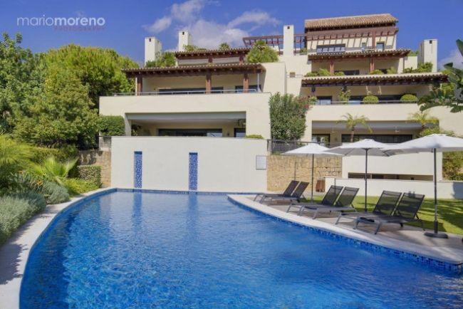 Apartamento en Marbella, Milla de Oro, venta