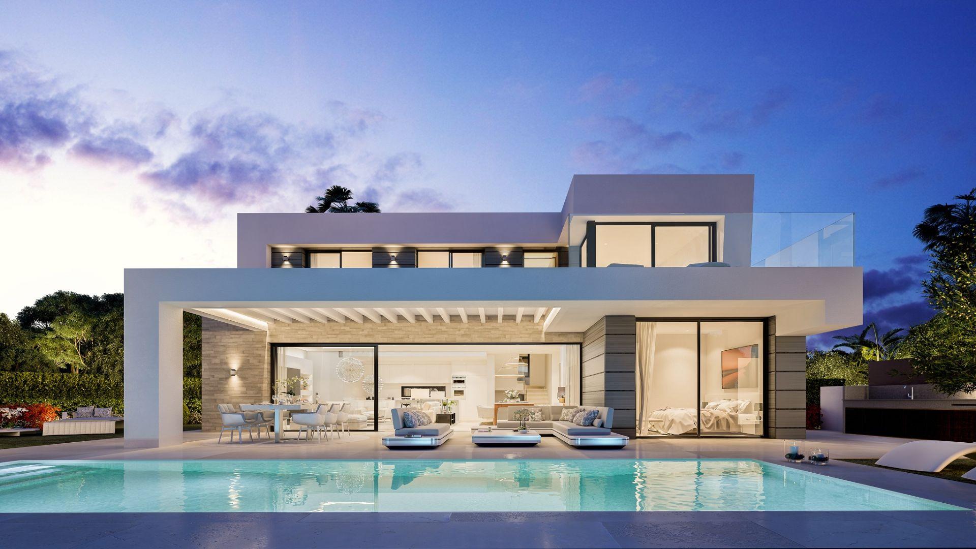 Villa de Lujo en Marbella, Cabo Pino, venta