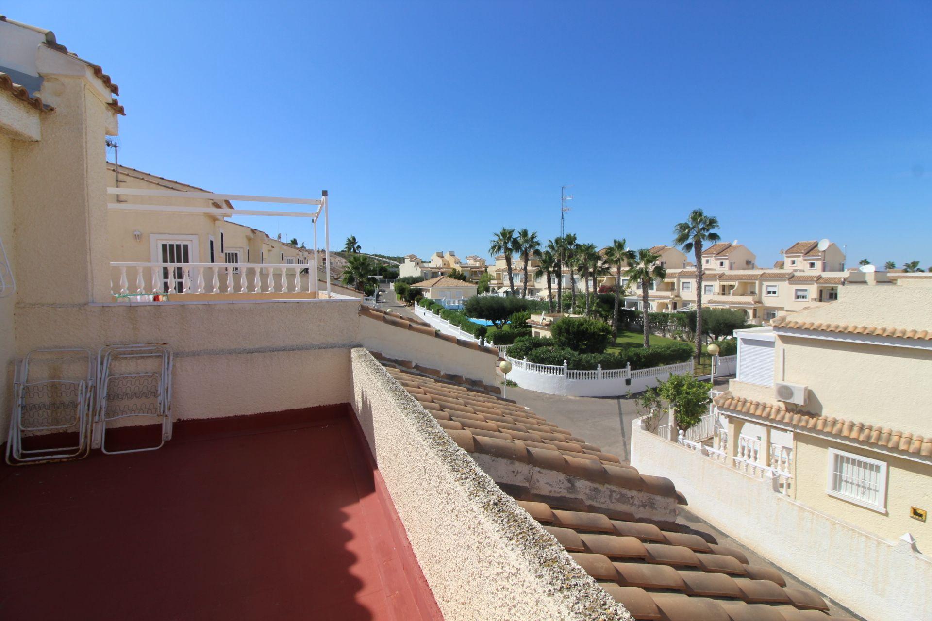 Bungalow in Gran Alacant, Monte y Mar Zona Baja, for rent