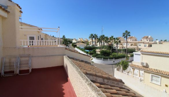 Bungalow in Gran Alacant, Monte y Mar Zona Baja, for rent