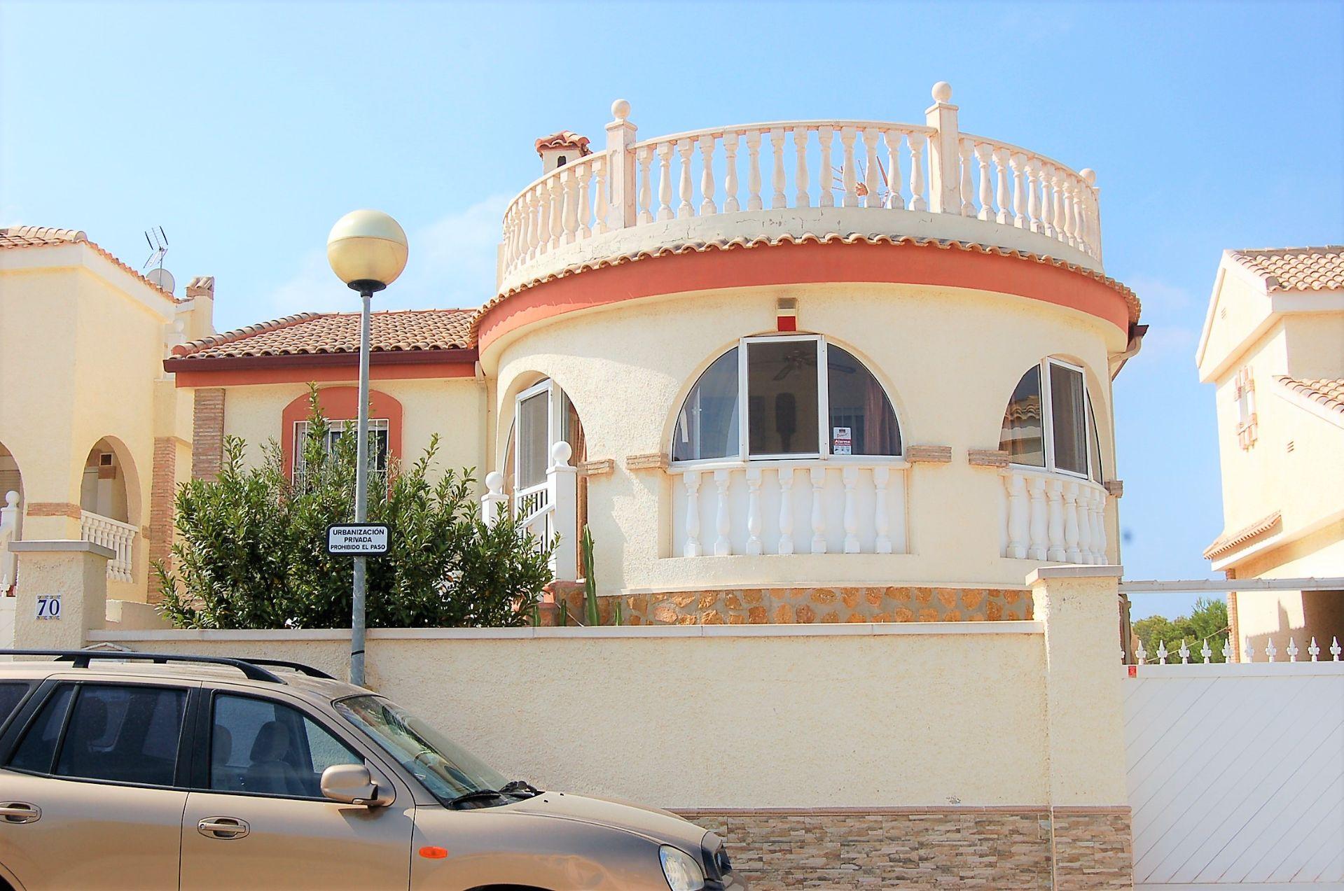 Villa in Gran Alacant, Monte y Mar Zona Media Gran Alacant, for rent