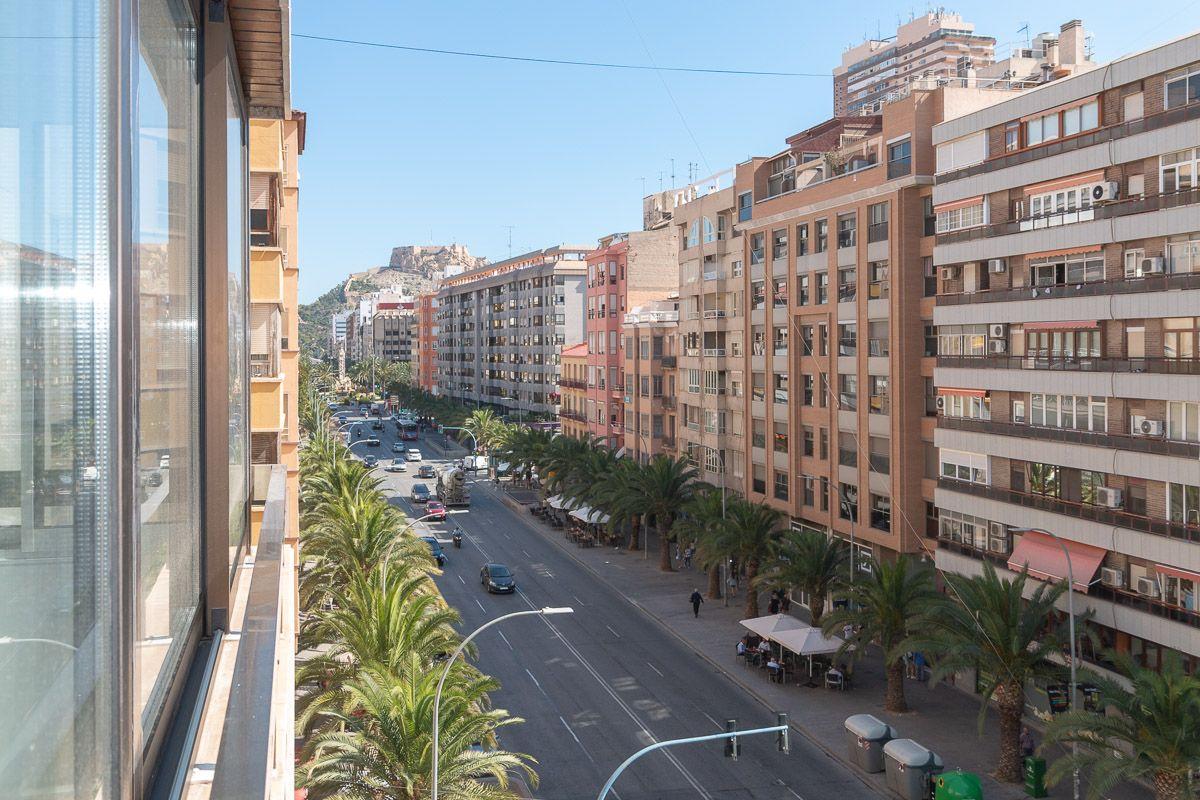 Flat in Alicante, Centro, for rent