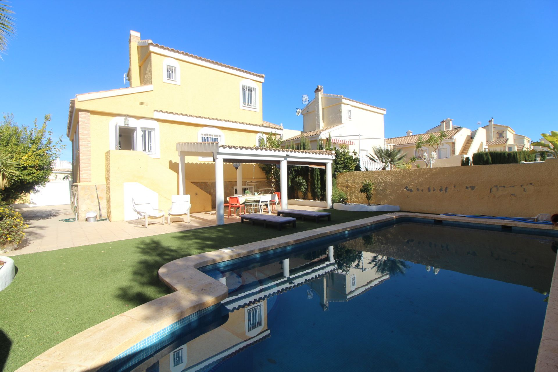 Villa in Gran Alacant, Monte y Mar Zona Baja Gran Alacant, for rent