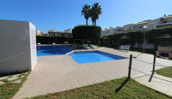 Duplex in Gran Alacant, for rent