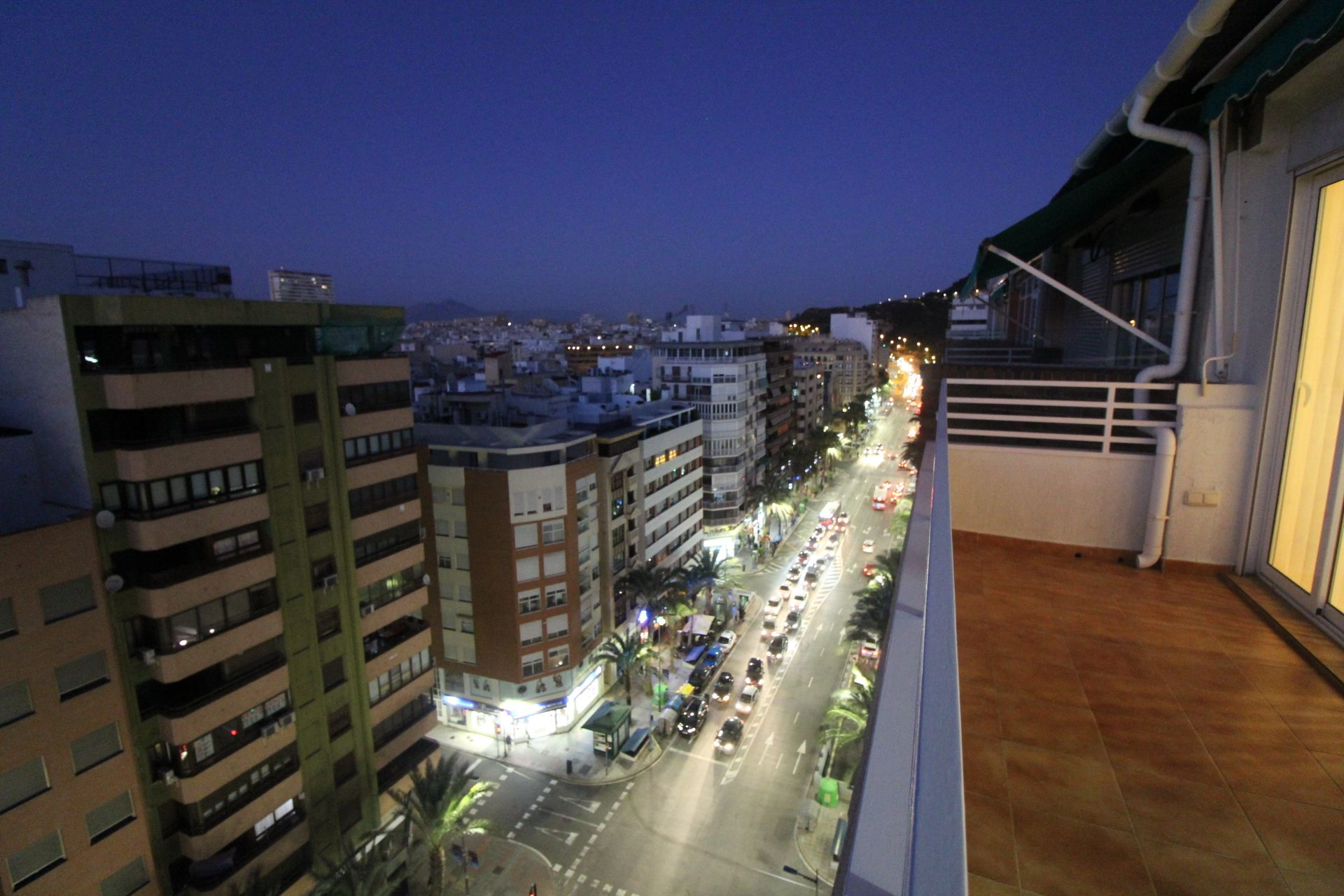 Penthouse in Alicante, Centro, for rent