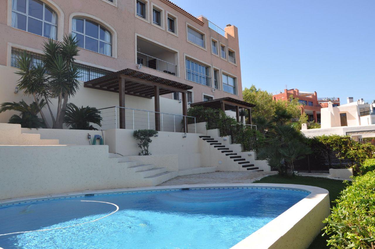 Luxury Villa in Ibiza, Illa Plana, for sale