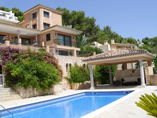 Villa in Ibiza, Can Furnet, for rent