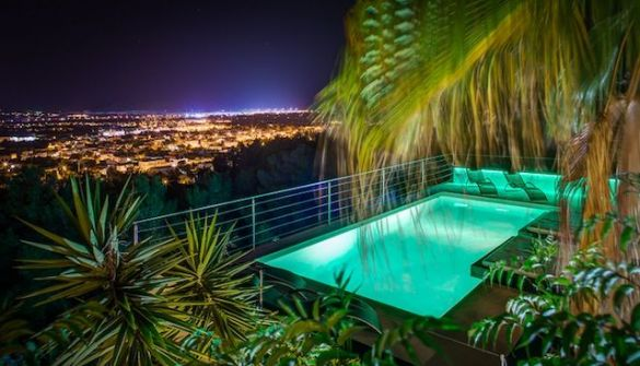 Luxury Villa in San Jose de la Atalaya, Sa Carroca, for rent