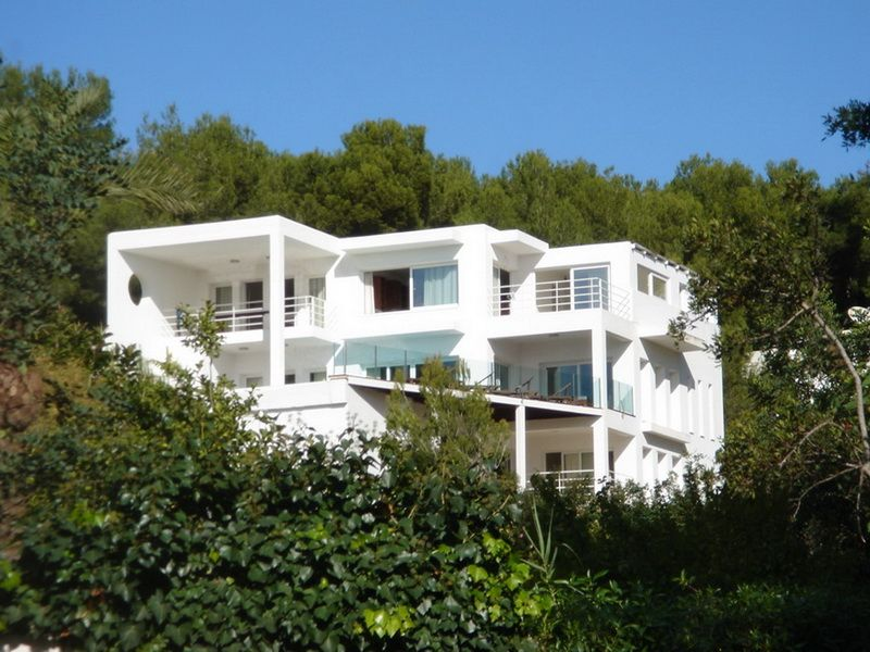 Luxury Villa in Ibiza, Can Furnet, for rent