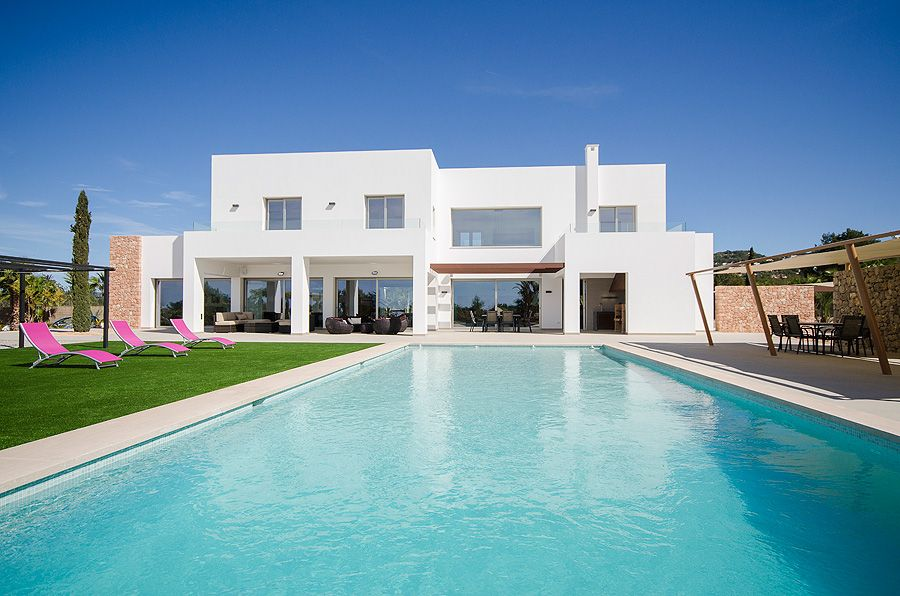 Luxury Villa in Ibiza, Jesús, for rent