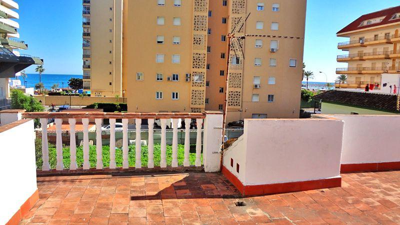 Ático en Fuengirola, Los Boliches, alquiler