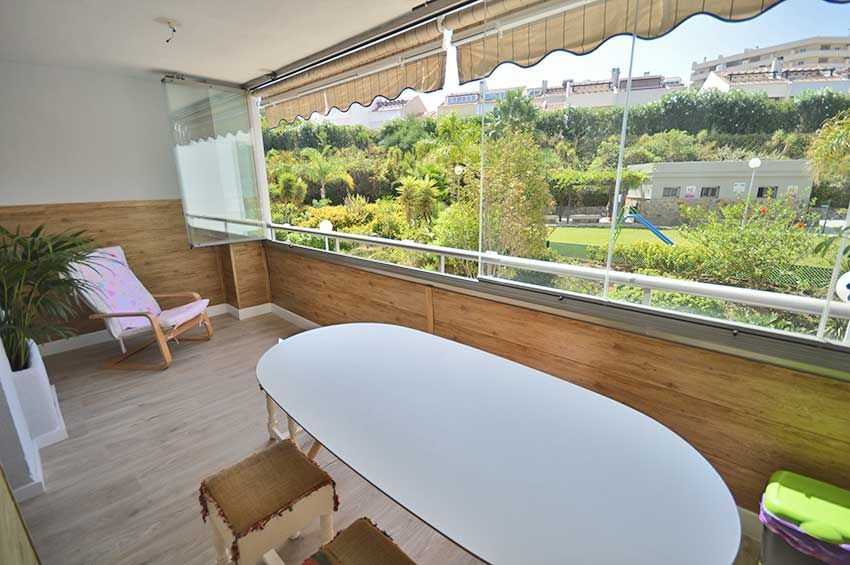 Apartamento en Fuengirola, Miramar, alquiler