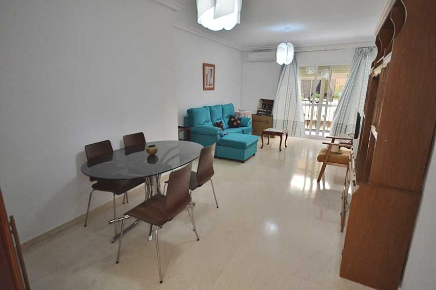 Apartamento en Fuengirola, Centro, alquiler