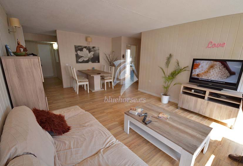 Apartamento en Torremolinos, El Bajondillo, alquiler vacacional