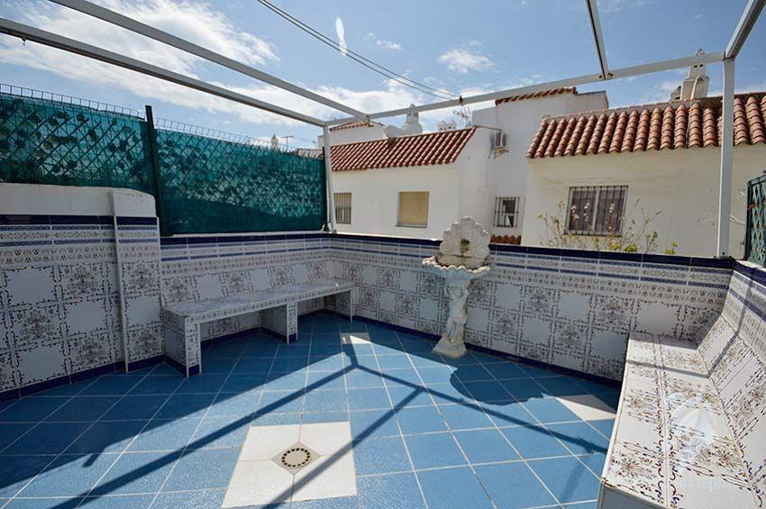 Casa adosada en Mijas, MIjas Costa, alquiler vacacional