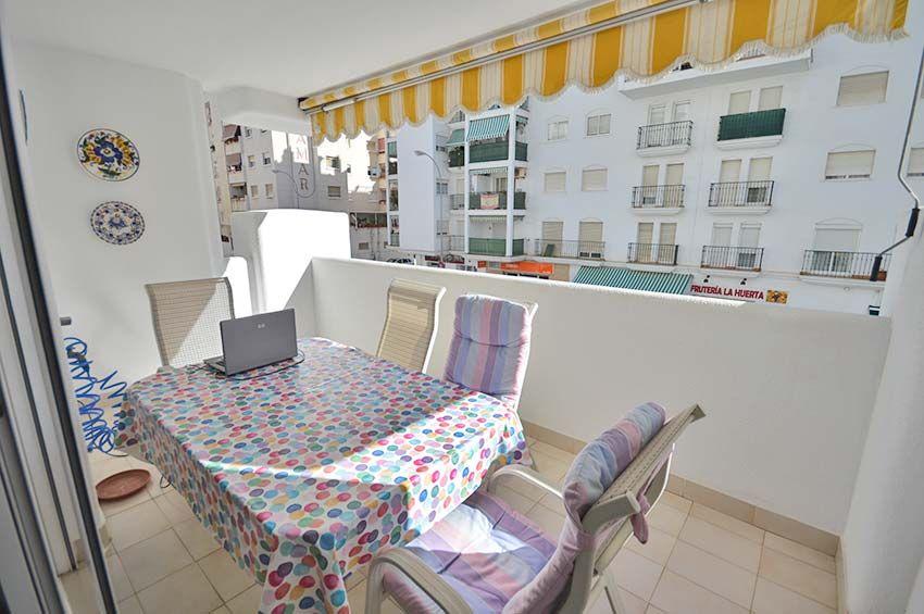 Apartamento en Fuengirola, Recinto Ferial, alquiler vacacional