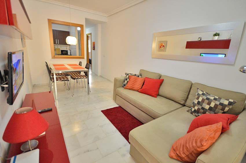 Lejlighed i Fuengirola, los pacos, sommerhusudlejning