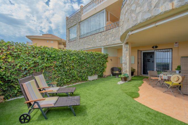 Apartamento en Fuengirola, Carvajal, alquiler vacacional